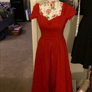 new never worn tags attached unique vintage dress